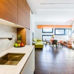 Апартаменты Cosmo Apartments Sants Пентхаус-апартаменты фото 6