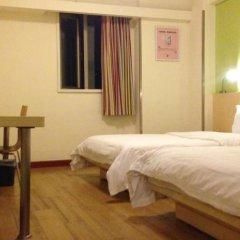 Отель 7 Days Inn (Guangzhou Huanghuagang Metro Station) комната для гостей фото 2