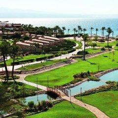 Отель Movenpick Resort Taba спортивное сооружение