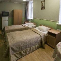 Гостиница Город на Павелецком комната для гостей фото 3
