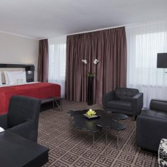 Hotel Palace Berlin 5* Номер Бизнес двуспальная кровать фото 4