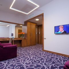Best Western PLUS Centre Hotel (бывшая гостиница Октябрьская Лиговский корпус) 4* Люкс разные типы кроватей фото 4