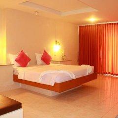 Отель Sp House Phuket пляж Ката комната для гостей фото 3