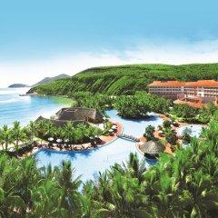 Отель Vinpearl Resort Nha Trang пляж