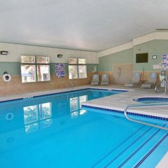 Отель Best Western Plus Las Vegas West бассейн