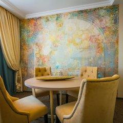 Гостиница Салют комната для гостей фото 7