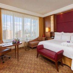 Гостиница Ренессанс Москва Монарх Центр 4* Представительский номер с различными типами кроватей фото 2