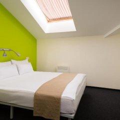 Гостиница Станция L1 Стандартный номер с мансардным окном с различными типами кроватей
