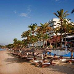 Отель Gran Melia Don Pepe 5* Улучшенный люкс с различными типами кроватей