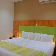 Отель Country Inn & Suites by Radisson, San Jose Aeropuerto, Costa Rica комната для гостей фото 6