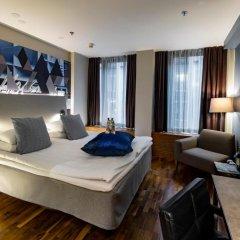 GLO Hotel Helsinki Kluuvi 4* Номер Комфорт фото 5