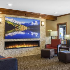 Отель Comfort Inn & Suites Durango интерьер отеля фото 3