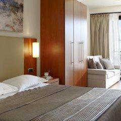 Отель Anthemus Sea Beach Hotel & Spa Греция, Ситония - 2 отзыва об отеле, цены и фото номеров - забронировать отель Anthemus Sea Beach Hotel & Spa онлайн комната для гостей фото 7