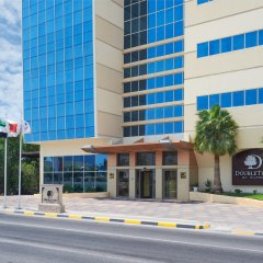 Отель Doubletree By Hilton Ras Al Khaimah вид на фасад фото 2