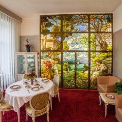 Отель Krivan Чехия, Карловы Вары - отзывы, цены и фото номеров - забронировать отель Krivan онлайн питание фото 3
