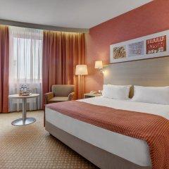 Гостиница Холидей Инн Москва Лесная 4* Представительский люкс с разными типами кроватей фото 2