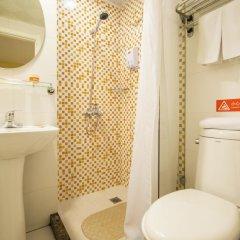 Отель Home Inn Beijing Yansha Embassy District ванная