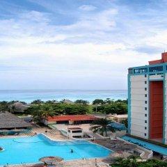 Отель Sunbeach бассейн фото 2