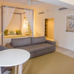 Отель Grand Sirenis Punta Cana Resort Casino & Aquagames 4* Люкс с различными типами кроватей фото 3