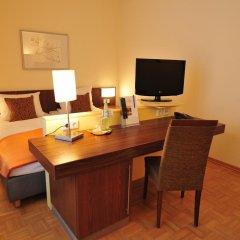 Hotel Flandrischer Hof 3* Номер Бизнес с различными типами кроватей фото 2