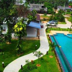 Отель Morakot Lanta Resort Ланта бассейн фото 3