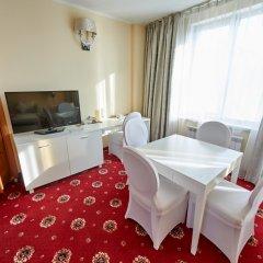 Гостиница Империал Палас Апартаменты с различными типами кроватей фото 4