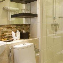 Отель Prestige Suites Bangkok Бангкок ванная фото 4