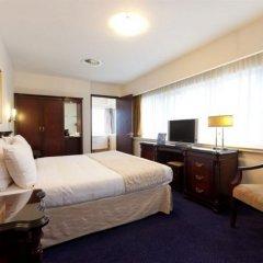 Отель XO Hotels Blue Tower 4* Представительский номер с различными типами кроватей