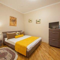Гостиница ПолиАрт Стандартный номер с двуспальной кроватью фото 5