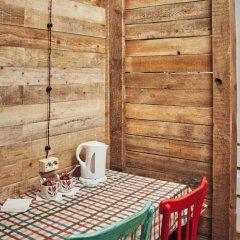 Гостиница Ёжик Стандартный номер с различными типами кроватей фото 14