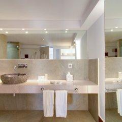 Отель Santorini Secret Suites & Spa 5* Люкс Pure с различными типами кроватей фото 7