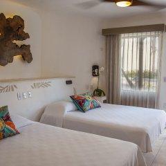 Отель Mahekal Beach Resort 4* Номер Oceanfront с разными типами кроватей фото 13