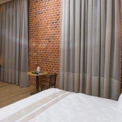 Дизайн-отель Brick комната для гостей фото 2