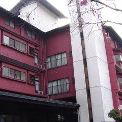 Отель Aso Uchinomaki Onsen Kintoki Минамиогуни вид на фасад фото 2