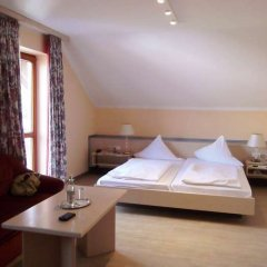 Hotel am Schlopark комната для гостей фото 2