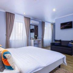 Luna Hotel Krasnodar Стандартный номер с разными типами кроватей фото 3