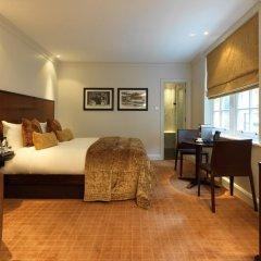 Отель Radisson Blu Edwardian Grafton 4* Номер Бизнес с различными типами кроватей фото 2
