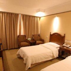 Отель Chongqing Hotel Китай, Пекин - отзывы, цены и фото номеров - забронировать отель Chongqing Hotel онлайн комната для гостей фото 10