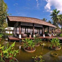 Отель Twin Lotus Resort and Spa - Adults Only Ланта гостиничный бар фото 3