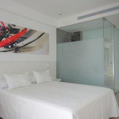 Els Pins Hotel 4* Номер Делюкс с различными типами кроватей фото 4