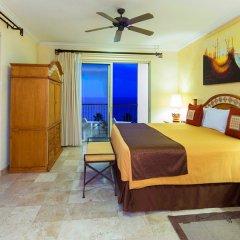 Отель Villa Del Arco Beach Resort & Grand Spa Кабо-Сан-Лукас комната для гостей фото 4
