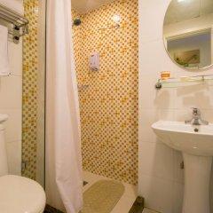 Отель Home Inn Beijing Yansha Embassy District ванная фото 3