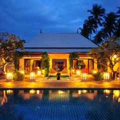 Отель Bhumlapa Garden Resort Таиланд, Самуи - отзывы, цены и фото номеров - забронировать отель Bhumlapa Garden Resort онлайн бассейн фото 2