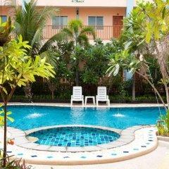 Отель Ampan Resort бассейн