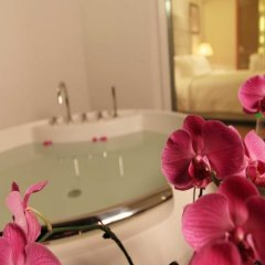 Отель Mingshen Jinjiang Golf Resort ванная фото 2