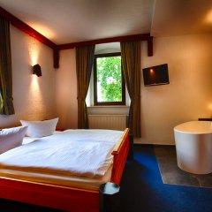 Отель Burghotel Stolpen комната для гостей фото 5