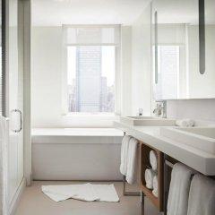 Отель Yotel New York at Times Square 3* Люкс с различными типами кроватей фото 2