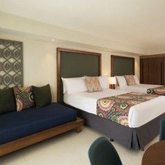 Отель Emotions by Hodelpa - Playa Dorada 4* Номер Делюкс с различными типами кроватей