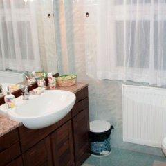 Отель Perla Di Ostia Лидо-ди-Остия ванная