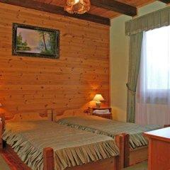 Гостиница Smerekova Khata комната для гостей